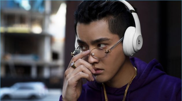 Kris Wu stars in a new Beats by Dre campaign.