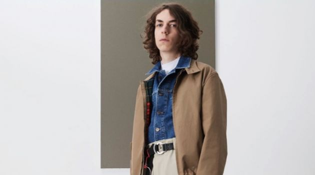 Workwear Chic: Lanvin Unveils Spring '18 Pre-Collection
