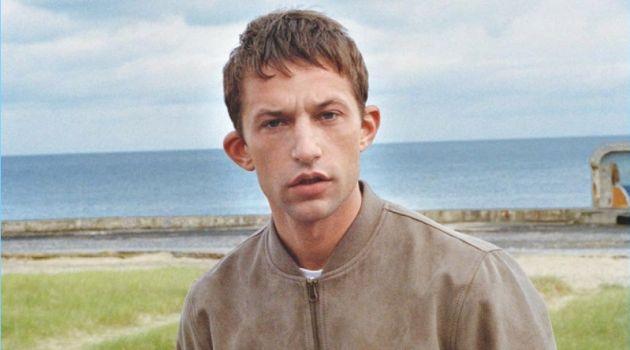 Dreamland: Leo Topalov in Primark for British GQ