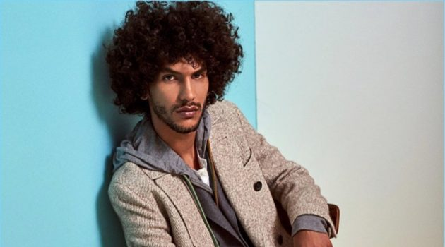 A Suit for All Seasons: Yassine Rahal & Daniele Paudice for Men's Health UK