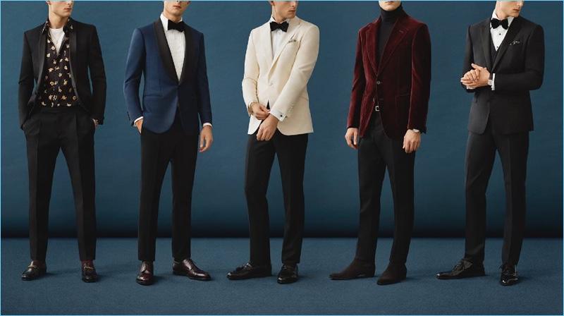 Men S Black Tie Style Mr Porter 2017 Guide The Fashionisto