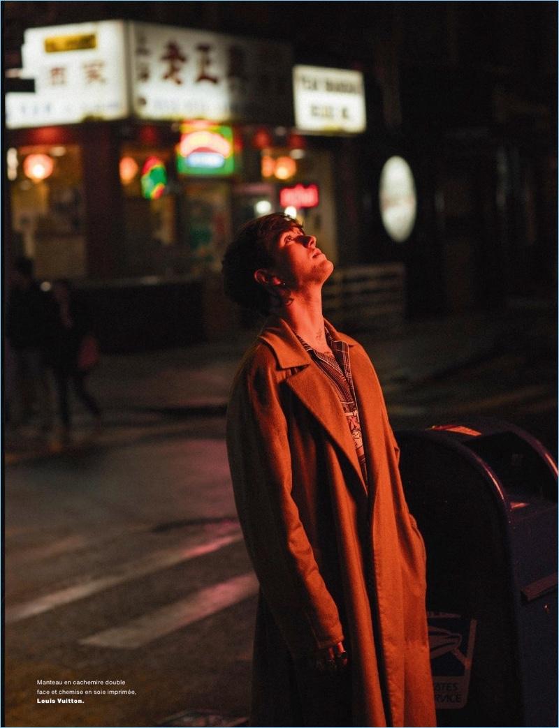 Nuit Américaine: Gabriel-Kane Day-Lewis, Luka Sabbat & Eli Epperson for Numéro Homme