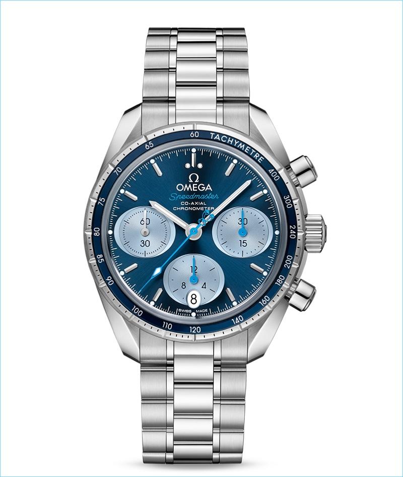 Omega Speedmaster 38 mm Orbis watch.