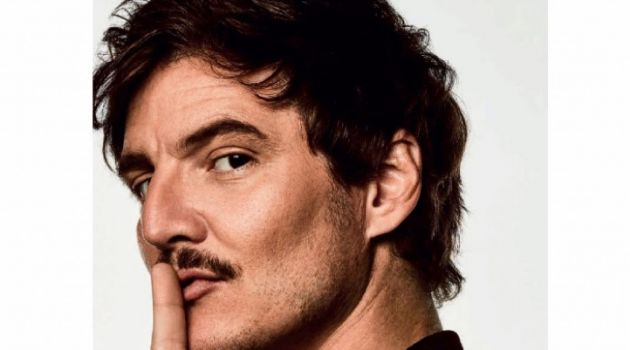 Pedro Pascal stars in Loewe's Solo fragrance campaign.