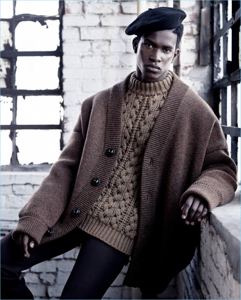 Salomon Diaz Channels 70s Style for How to Spend It