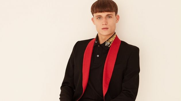 Will Lowe Models Designer Styles for ShortList