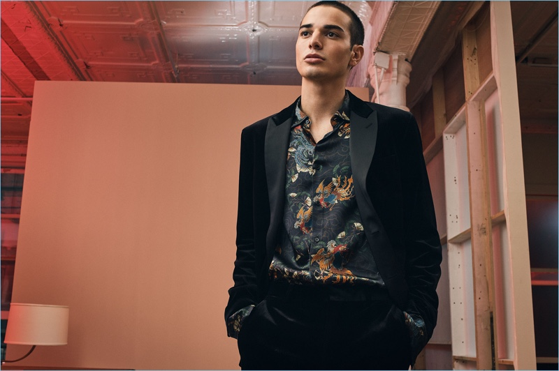 Good Times: Zara Man Grooves Into Fall with Style