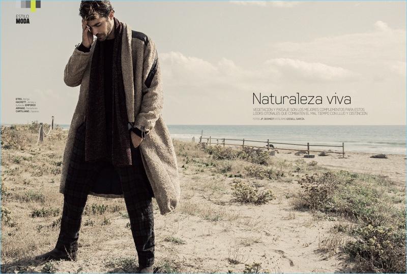 Naturaleza Viva: Antonio Navas for DT Spain