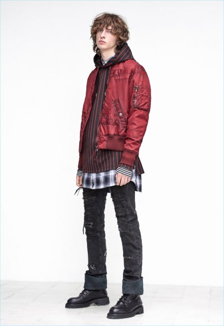 Diesel Black Gold Revisits Heritage for Pre-Fall '18 Collection