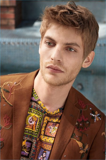 Etro Charms with Chic Spring '18 Collection