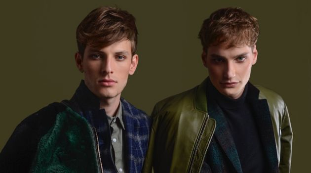 Thomas Barry & Felix Velbinger in 'Different Shades of the Same Color'