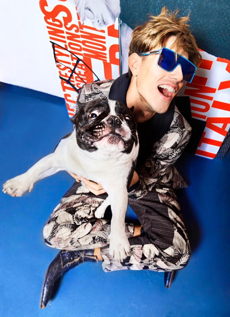 Fashionisto Exclusive: Marco Castelli photographed by Alex Kipenko