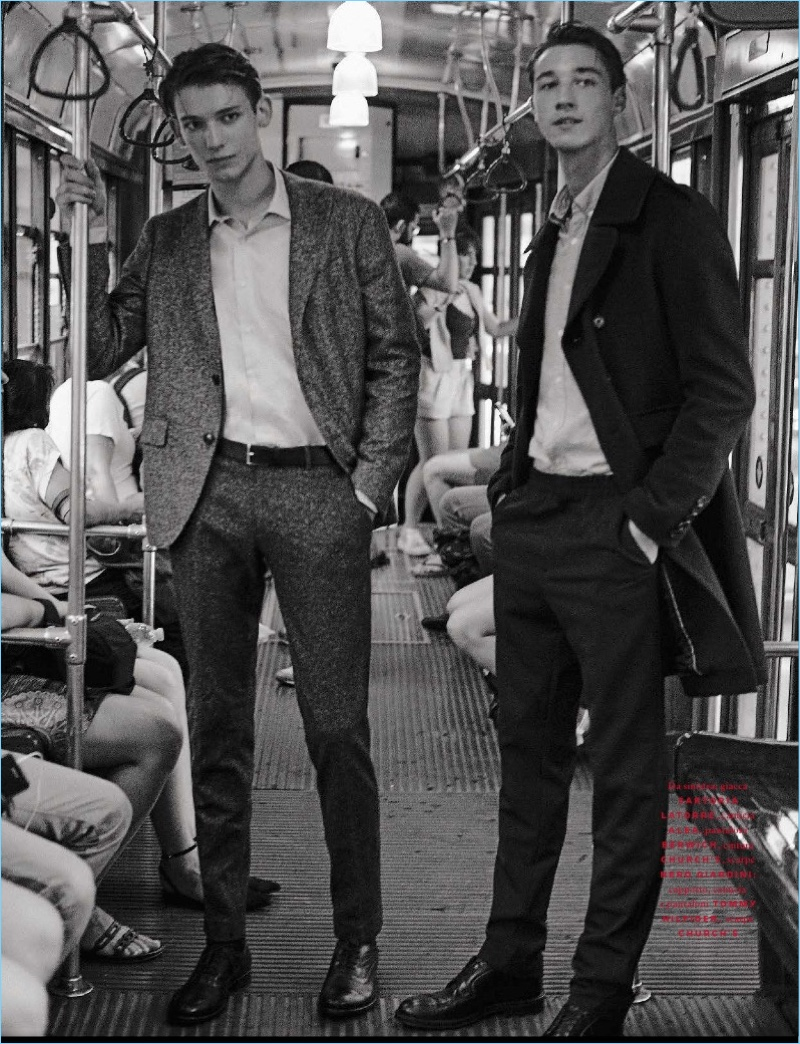 A Day in Milano: GQ Italia Champions Chic Fall Style