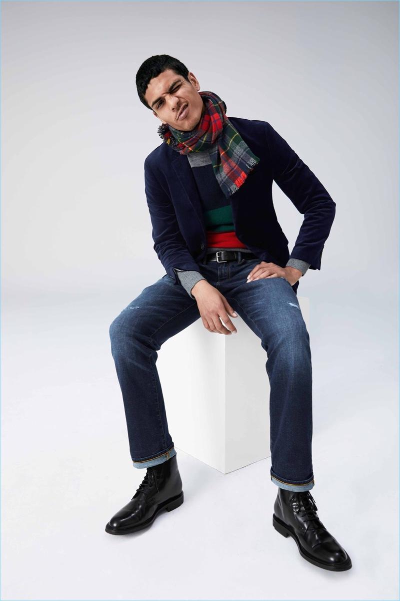Gap Men's Striped Fashions