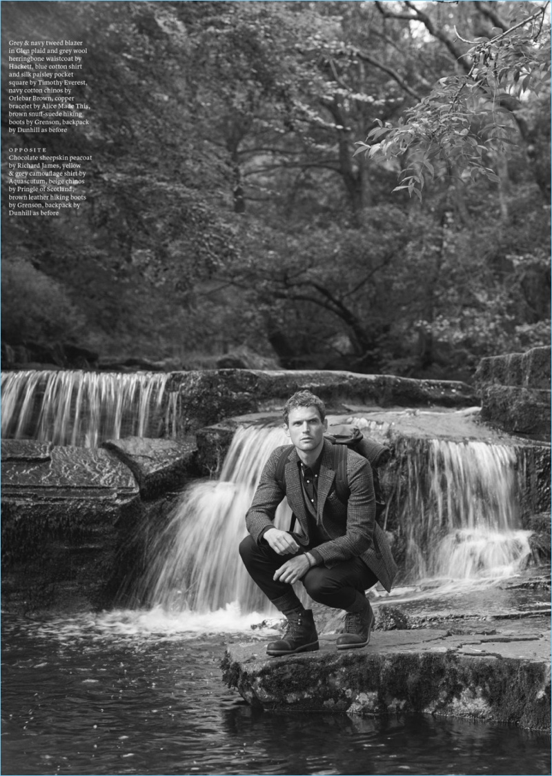 Borderland: Guy Robinson for Article Magazine