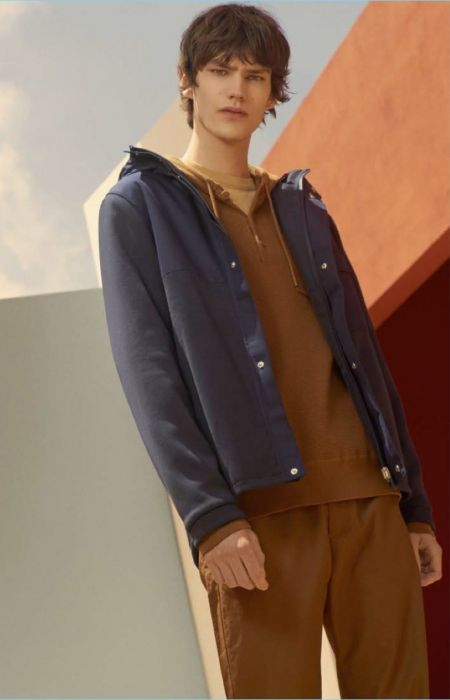 Lacoste Delivers Classic Sportswear for Spring '18 Collection