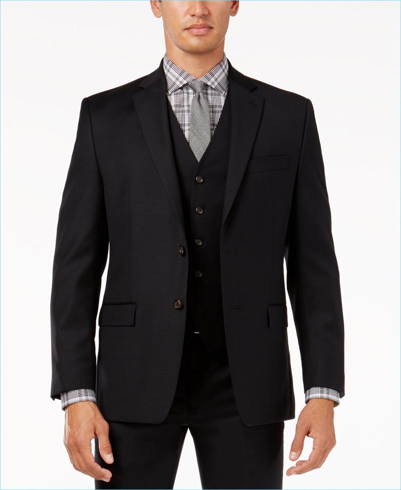 Lauren Ralph Lauren Solid Ultraflex Classic-Fit Jacket