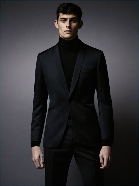 Massimo Dutti Astonishes with Evening Collection