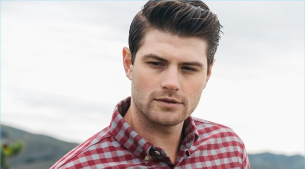 Mizzen+Main Cordova Flannel Shirt
