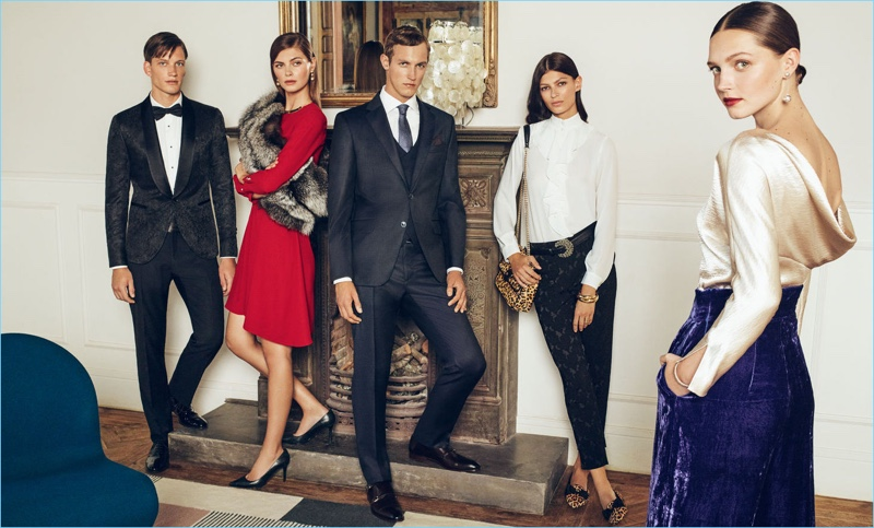 Pedro del Hierro presents its Christmas 2017 collection.