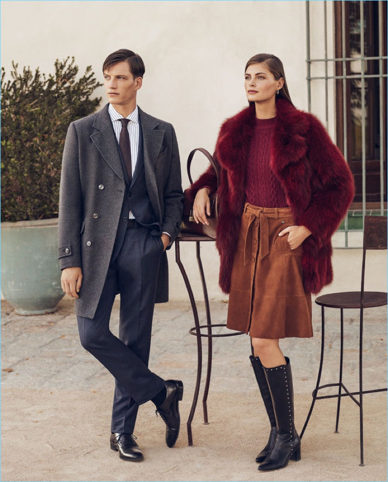 Take a style note from Pedro del Hierro with its Christmas 2017 collection.