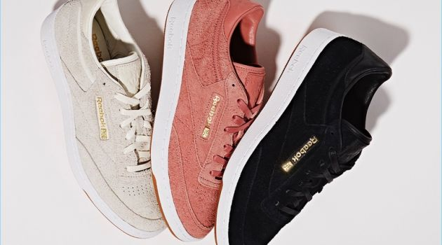 BNY Sole Series: Reebok Club S 85 Sneakers