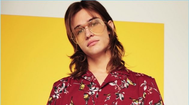 River Island Embraces Eclectic Spirit for Spring '18 Collection
