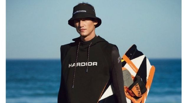 Water World: Roch Barbot for GQ Russia