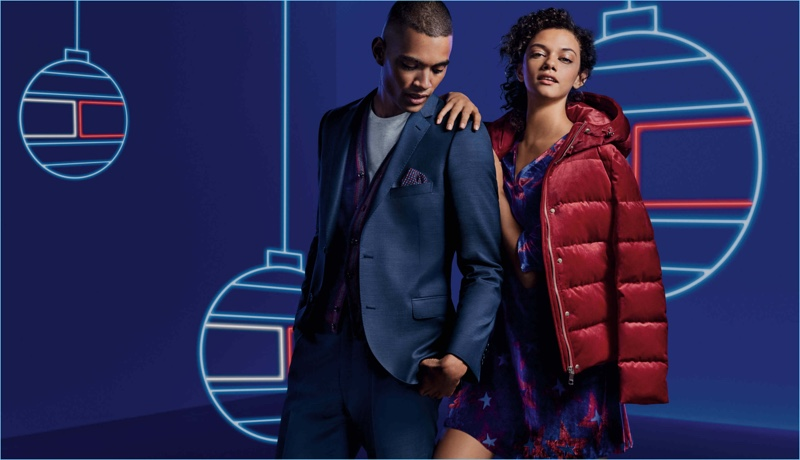 Tommy Hilfiger unveils its holiday 2017 campaign.