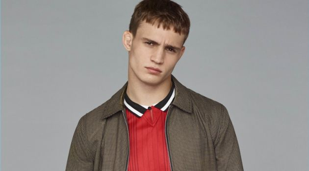 Topman enlists Julian Schneyder as the star of its fall-winter 2017 campaign.