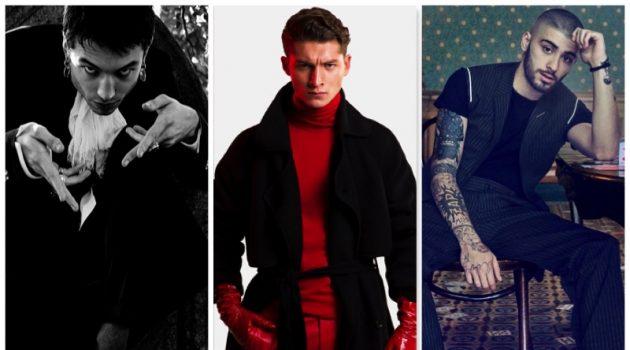 Week in Review: Ezra Miller, Versace, Zayn Malik + More