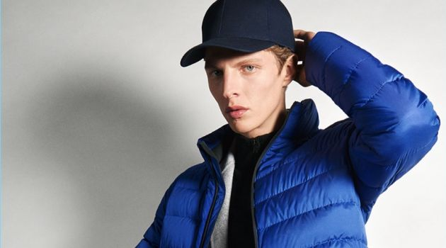 Cold Days: Zara Man Makes a Case for the Puffer Coat