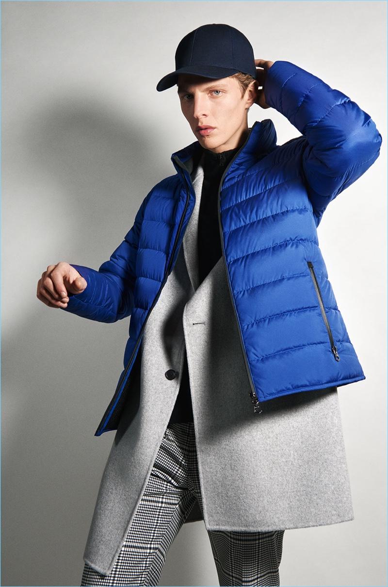 Zara Man Fall 2017 Men S Outerwear Tim Schuhmacher