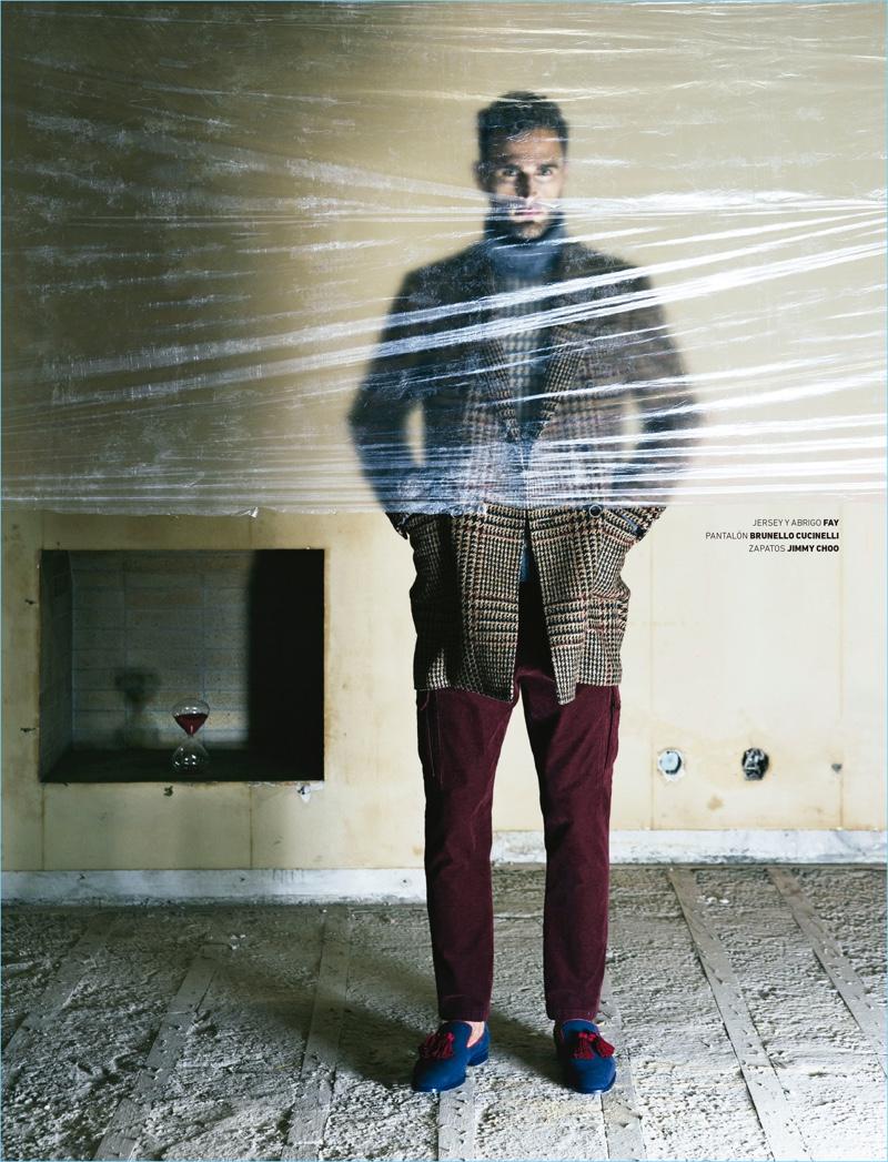 Christian Santamaria is a Dapper Vision for H Hombre de Vanguardia
