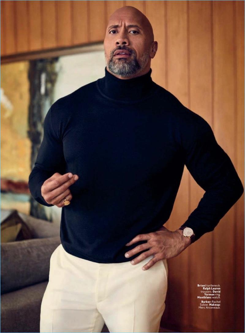 Dwayne 'The Rock' John...