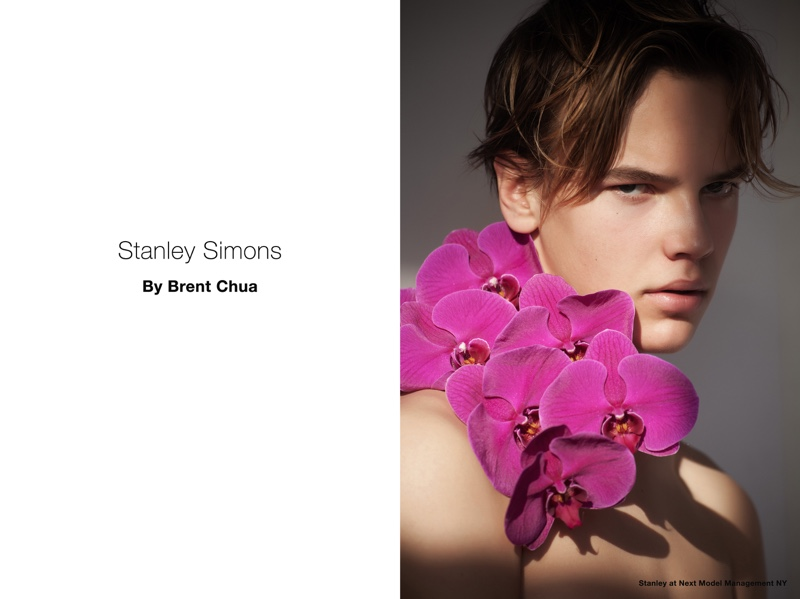 Fashionisto Exclusive: Stanley Simons photographed by Brent Chua
