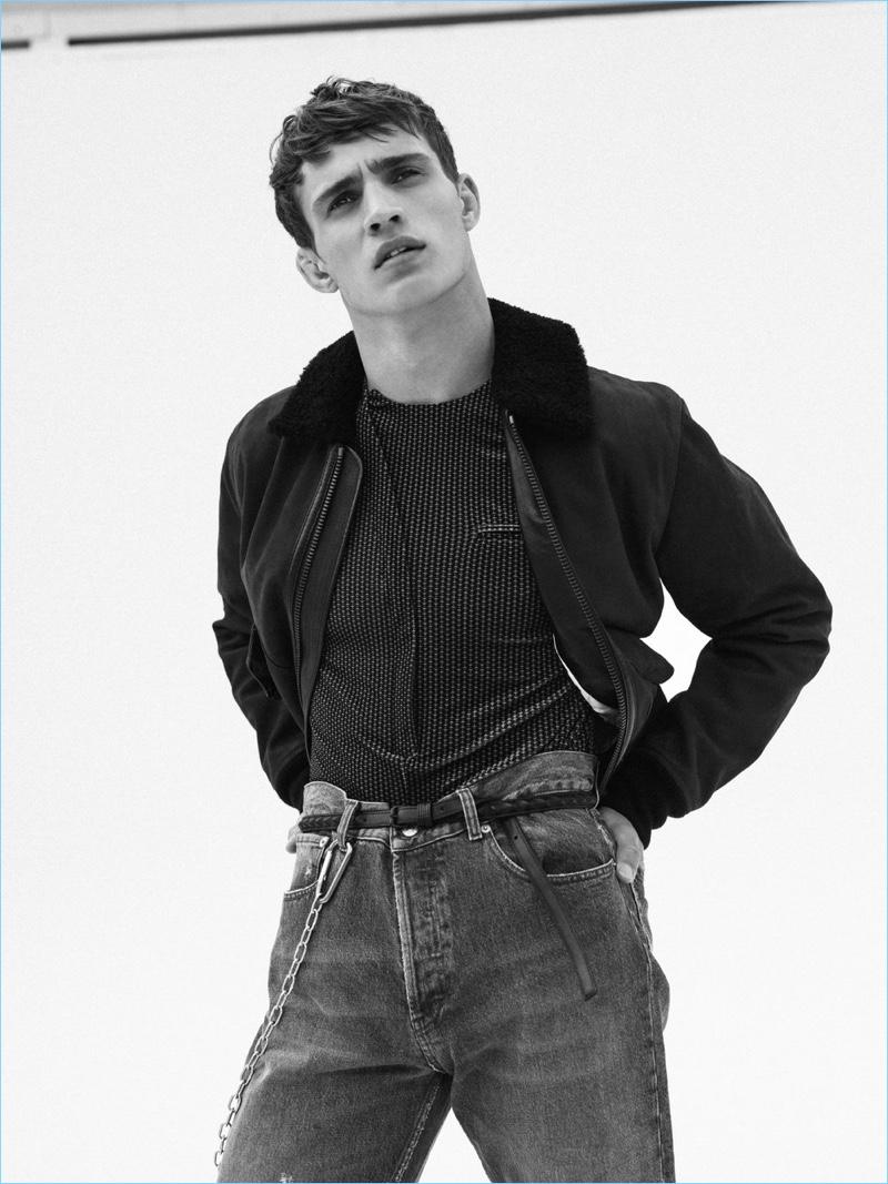 Man About Town: Julian Schneyder for H Magazine