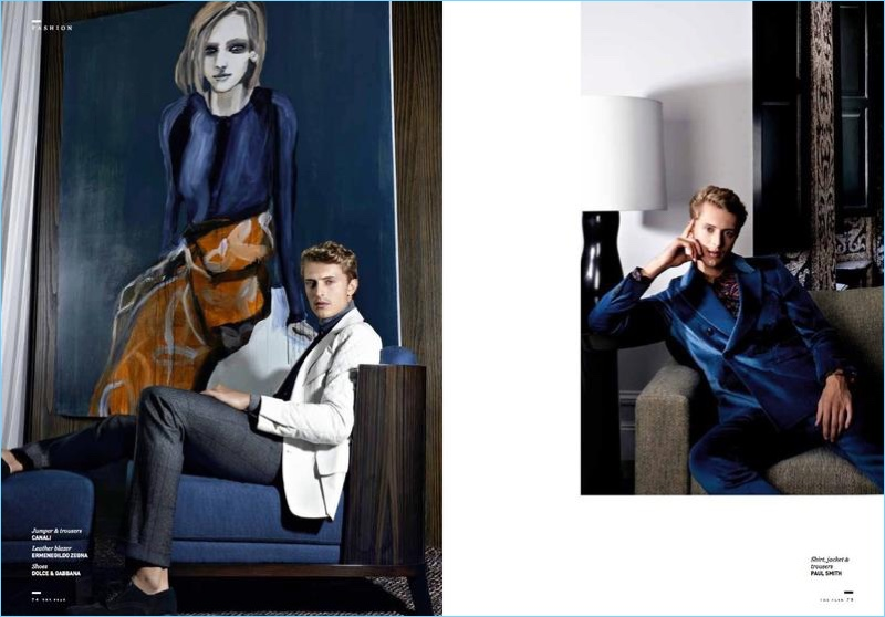 House of Style: Max Rendell for The Peak Hong Kong