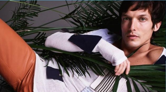 One Man and His Plant: Michael Gandolfi for Man About Town