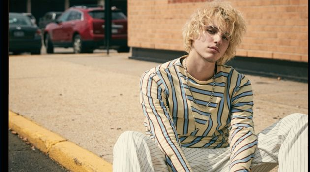 Raw Power: Nick Hadad for Essential Homme