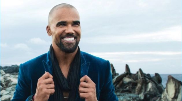 Shemar Moore Covers Watch!, Talks Cheat Foods