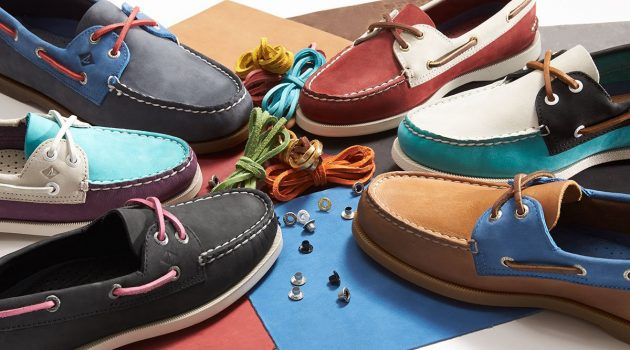 Sperry Custom Boat Shoes