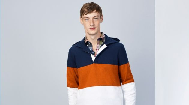 Tommy Hilfiger Tackles Formula One Inspiration for Spring '18 Collection