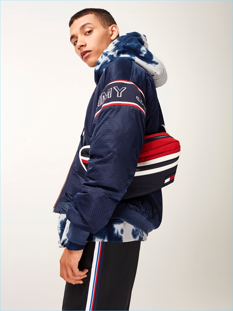f61d60ba Tommy Jeans | Spring 2018 | Men's Collection | Lookbook | The ...