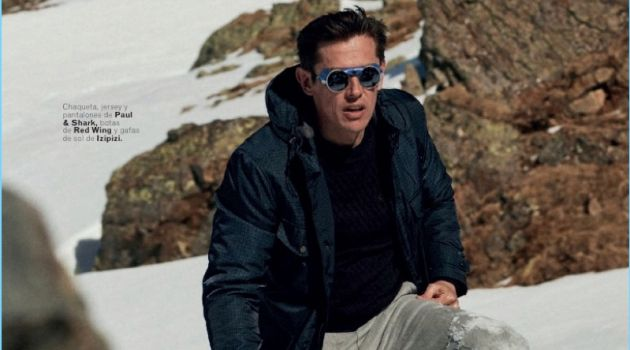 On the Summit: Werner Schreyer for Esquire España