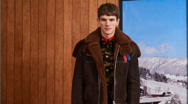 Band of Outsiders Hits the Slopes for Fall '18 Collection