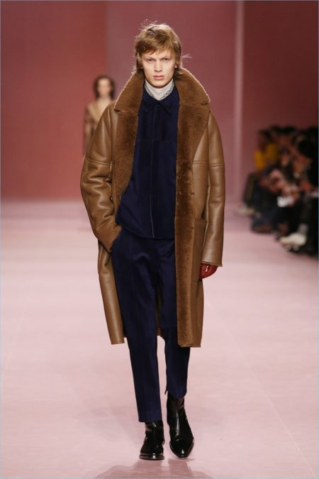 Berluti Embraces Quiet Luxury for Fall '18 Collection