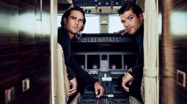 Flight Mode: Ryan Heavyside & Benj Lee for Boat International