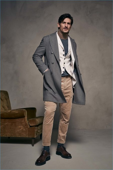 4af2ecfecd9a2 Brunello Cucinelli | Fall 2018 | Men's Collection | Lookbook ...