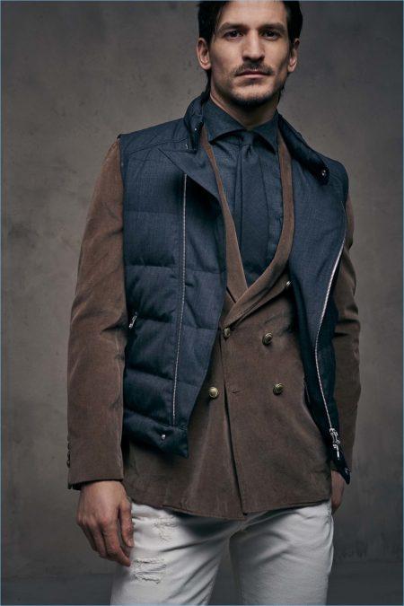Brunello Cucinelli Taps Into Chic Fall '18 Trends